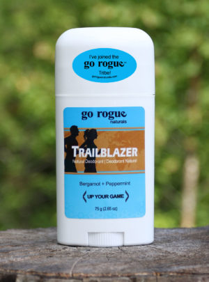 Trailblazer – Natural Deodorant Stick
