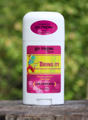 Bring It! – Natural Deodorant Stick