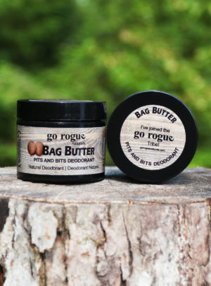 Bag Butter – Pits and Bits Deodorant Cream